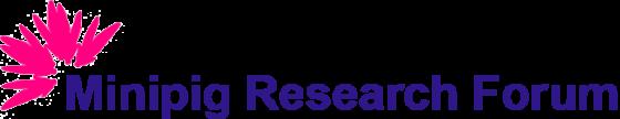 Minipig Research Forum logo